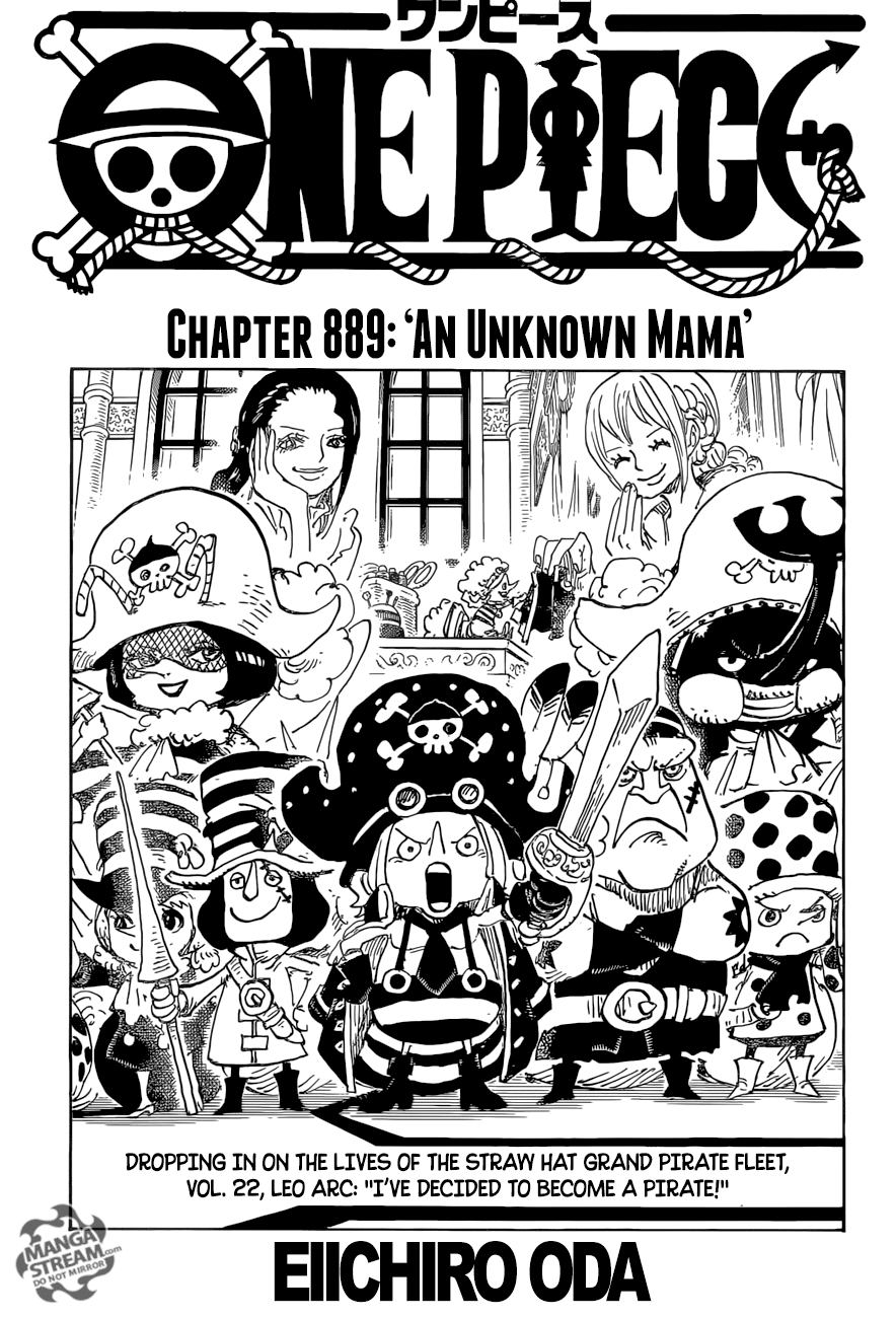 Read manga one piece chapter 871 english