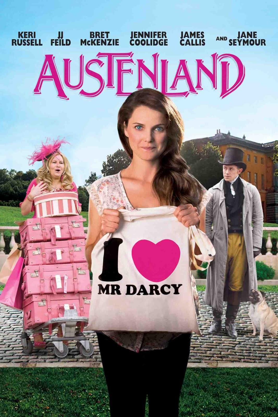 Austenland Torrent - Blu-ray Rip 720p Dual Áudio (2014)