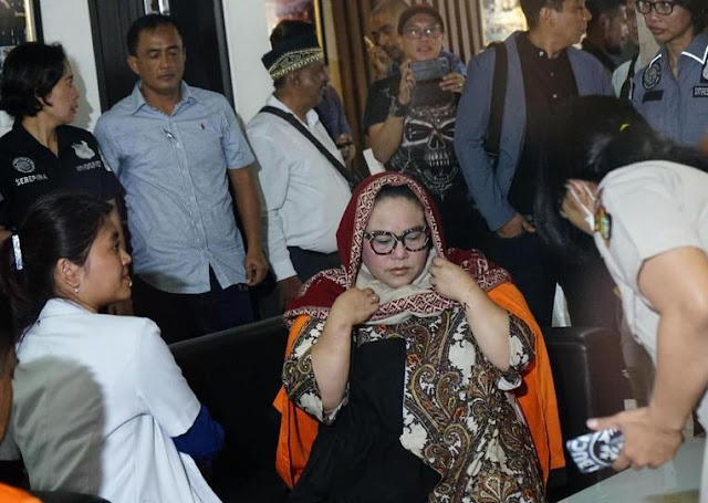 Minta Maaf ke Keluarga dan Fans, Nunung Janji Tak Akan Gunakan Narkoba Lagi