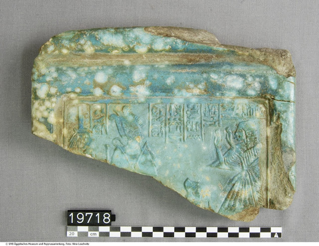 US museum returns ancient Egyptian stele missing since WWII
