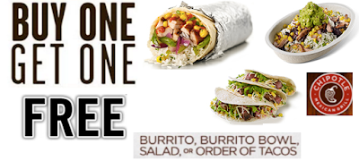 image about Chipotle Printable Coupon identified as Chipotle mexican grill printable discount coupons : 5starhookah