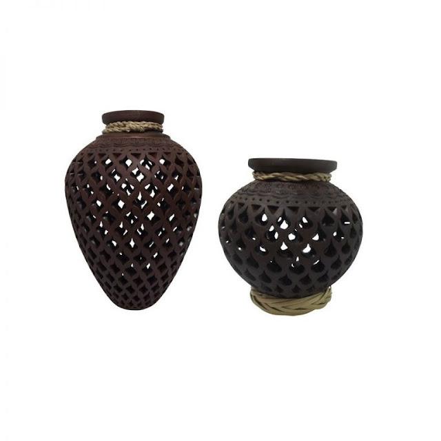 Clay Vases 3
