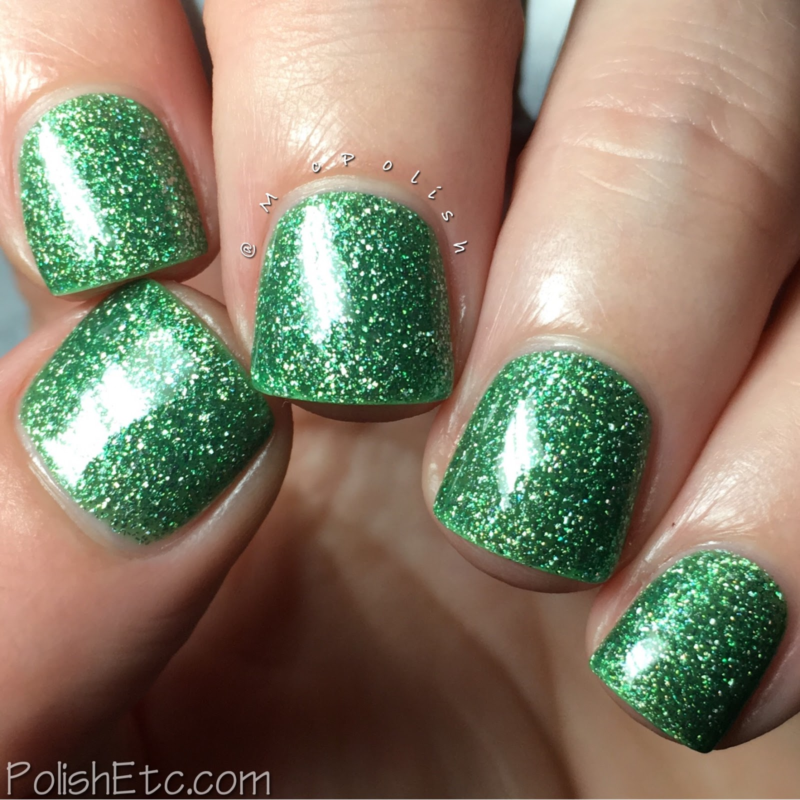 Nine Zero Lacquer - Extreme Weather Collection - McPolish - Windstorm