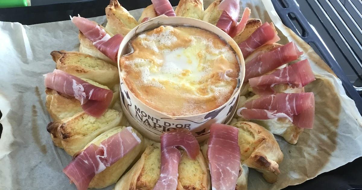 Drole d 39 pices tarte fondue au mont d or - Mont d or preparation ...