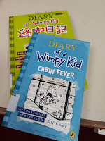 Diary of a Wimpy Kid《遜咖日記》