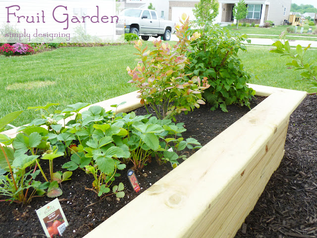 Fruit Garden ~ #garden #plant #website #HGTVGardens #spon
