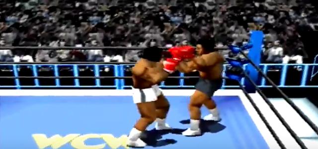 Virtual Wrestling Pro 64