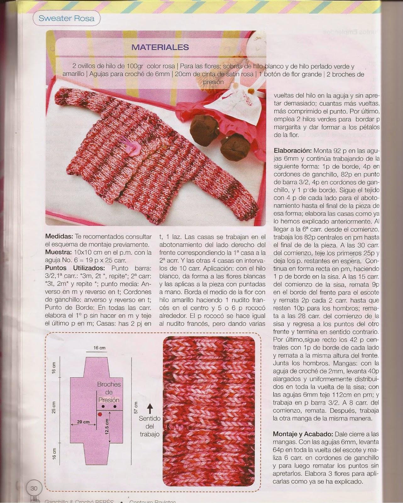 Famoso Patrones De Ganchillo Cinta De Color Rosa Ornamento - Ideas ...