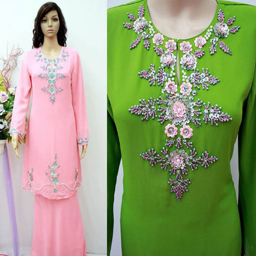 Model Baju Kurung Malaysia Gaya Masa Kini Terbaru