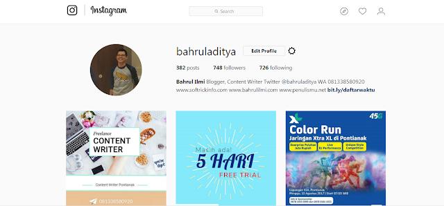 Cara Mudah Upload Foto di Instagram dari Web Browser