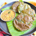 Palak Puris | Spinach Pooris