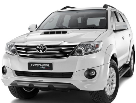 2016 Toyota Fortuner – spy shots, concept, news