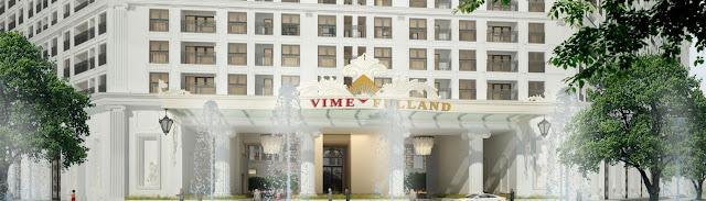 Vimefulland đầu tư dự án Athena Fulland