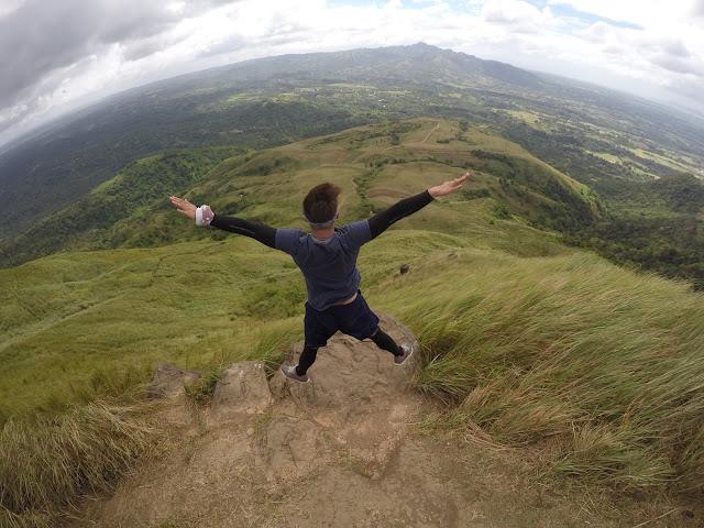 Mt. Talamitam - Mt. Apayang Nasugbu, Batangas