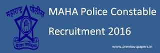 Maha Police Previous Papers