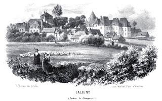 Patrimoine de l'Allier: Saligny