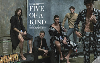 The World's Hottest Supermodels Pose in FW16 Looks for GQ Australia