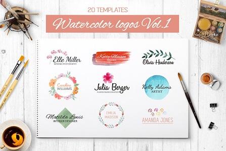 Một số mẫu logo chữ đẹp