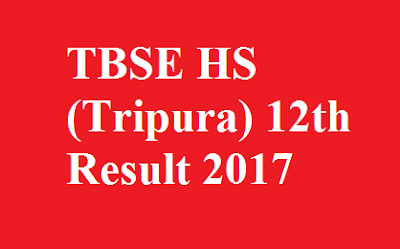 TBSE HS Tripura 12th Result 2017