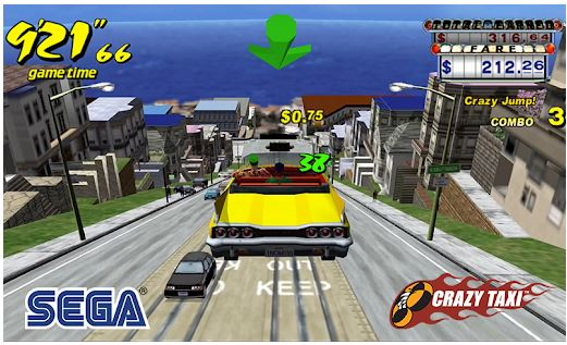 لعبة-Crazy-Taxi