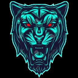 logo panther png