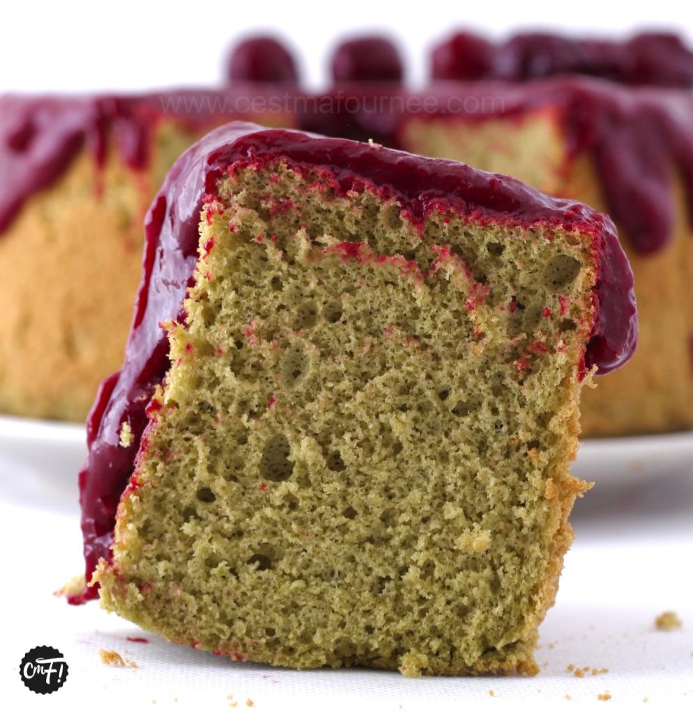 Raw Cake Recette