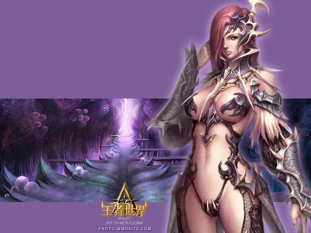 Gothic Girl Wallpaper Free Atlantica Games Ini Gambar Ao Bukan Gambar Mesum Loh