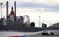 Grand Prix Rosji F1 Williams Sochi 2018