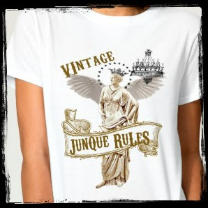 http://www.zazzle.com/vintage_junque_rules_tee-235041892583469481