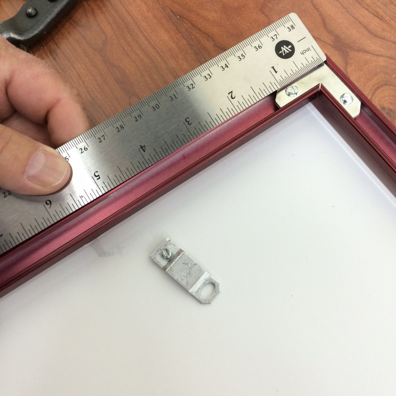 Picture Framing Blog - A Good Frame of Mind: Attach a Hanging Wire ...