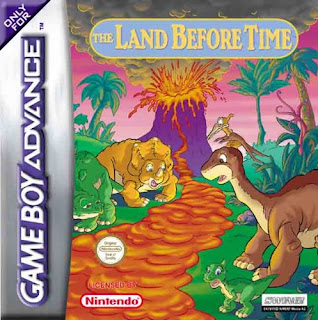 The Land Before Time ( BR ) [ GBA ]