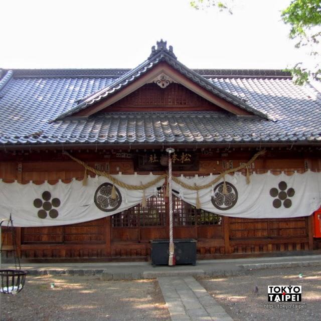 【松本神社】奉祀松本城主的靜謐小神社 門口有座湧泉