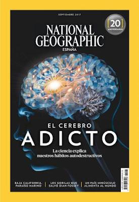 Revista National Geographic España  Septiembre 2017