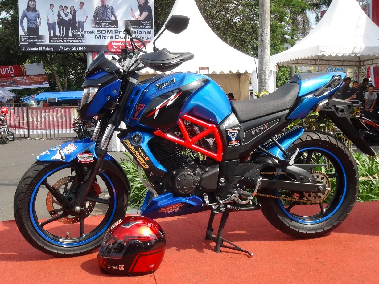 Modifikasi Motor Byson CC TERKEREN Area Modifikasi Motor