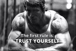 Arnold Schwarzenegger Motivation Rule 1