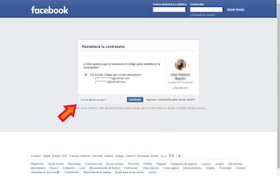 pagina-facebook-recuperacion-correo-electronico