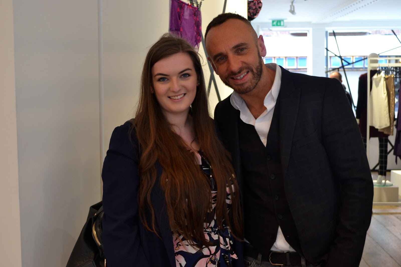 Mark Heyes for Marisota AW15 - Rachel Nicole UK Blogger