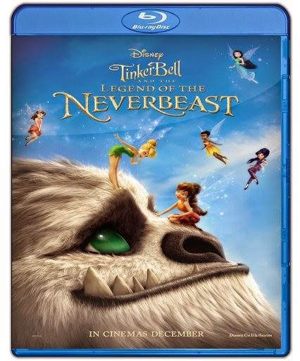 Tinker Bell y La Bestia de Nunca Jamás HD 1080p Latino
