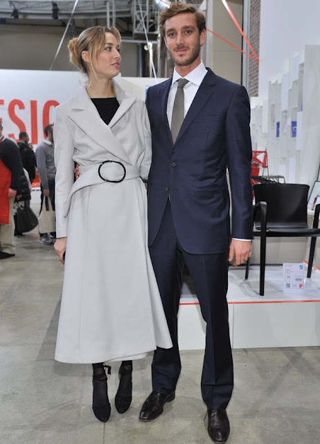 Pierre Casiraghi and Beatrice Casiraghi (Borromeo) not pregnant