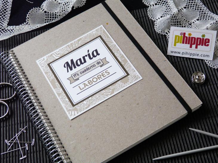 cuaderno regalo