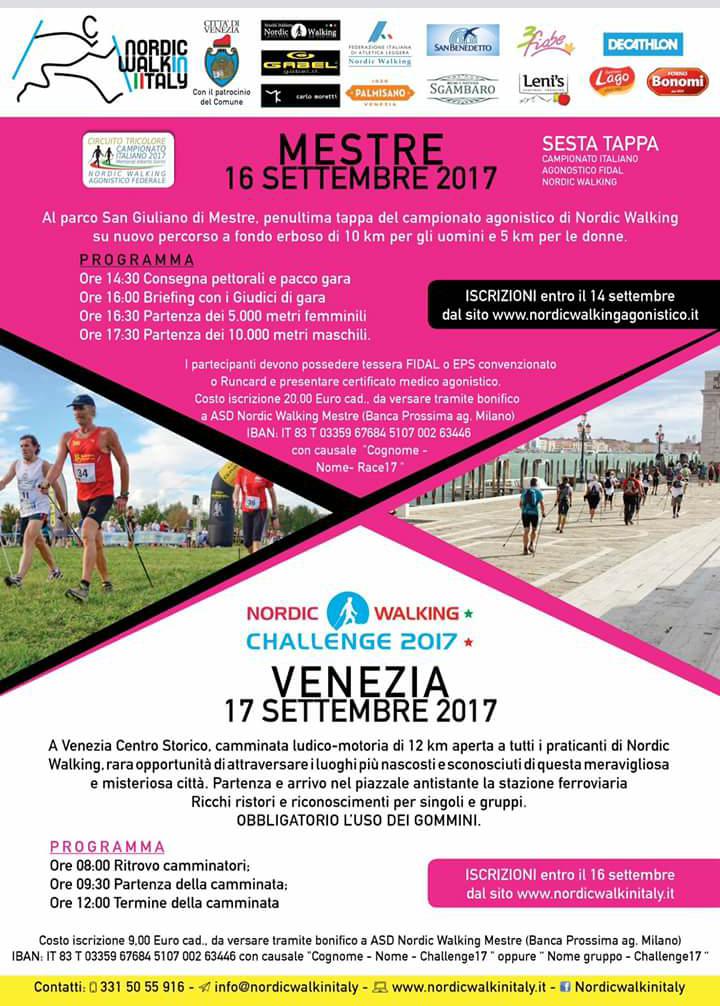 Nordic Walking Vicenza Calendario.Team Race Nordic Walking Bassano Prossime Gare In Calendario