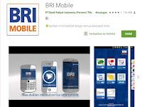 BRI Mobile Aplikasi Di Mobile ( Android ) Mudah Untuk Transaksi