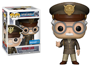 Funko Pop! Stan Lee Captain America