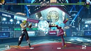 The King Of Fighter XIV Game Free Download For PC Full Version