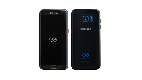 theme Olympic Edition cho Galaxy S7 Edge