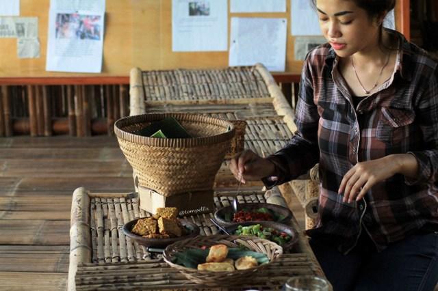 Makanan Khas Desa Wisata