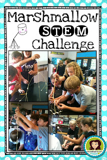 The Marshmallow STEM Challenge is a great introductory STEM challenge allowing students to create and collaborate while using a limited amount of common household items within a certain amount of time to create the tallest, free-standing structure!