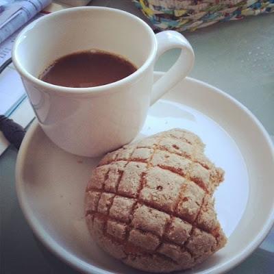 Resultado de imagen para café con pan dulce