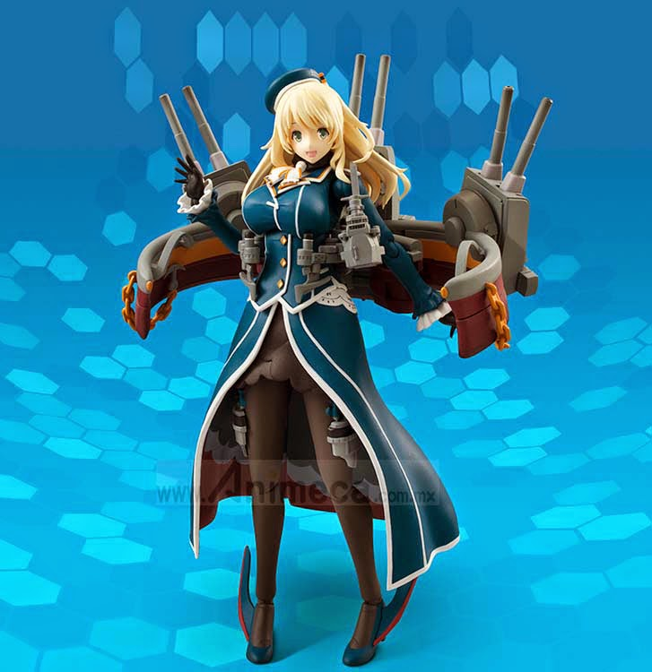 FIGURA Armor Girls Project ATAGO KanColle Kantai Collection