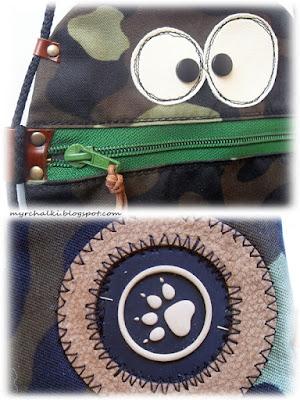 сумочка для малышей сшить